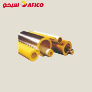 Heavy Density Pipe Insulation